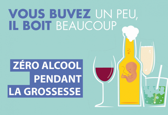 Illustration Colloque Alcool et Grossesse du 07 septembre 2017
