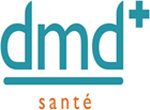 Applications santé - Logo DMD plus