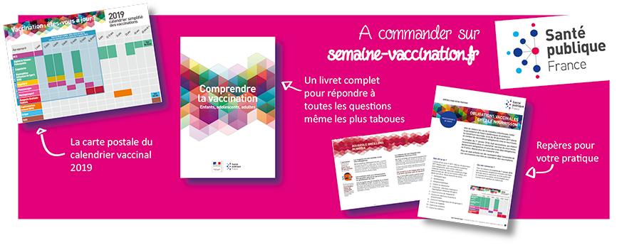 Nouveau Calendrier Vaccinal 2019.Semaine De La Vaccination 2019 En Nouvelle Aquitaine
