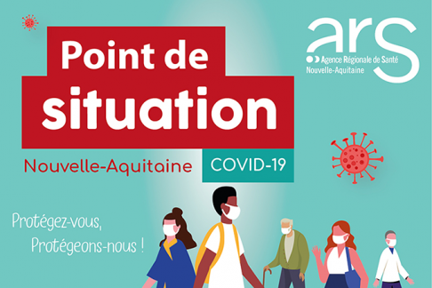 Visuel COVID-19 - Point de situation 678*454