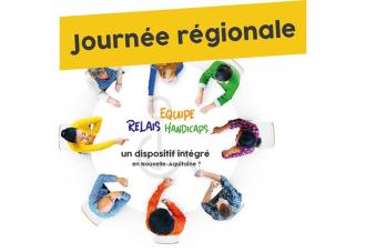 Image Journée régionale Equipes Relais Handicaps du 5 décembre 2018