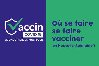 Visuel Où se faire vacciner COVID-19