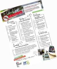 Moustique Tigre - Visuel Checklist