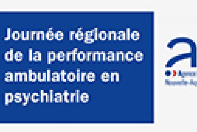 Vignette - Journée régionale performance ambulatoire en psychiatrie - 21 novembre 2018
