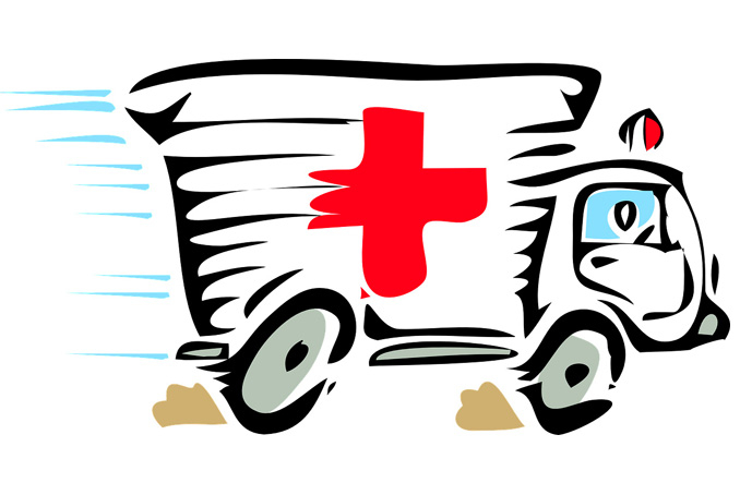 Illustration Ambulance